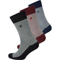 Pierre Cardin Pack of 3 Feeder Socks