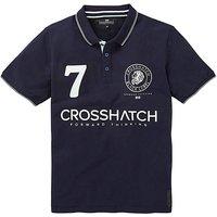 Crosshatch Lazaros Polo