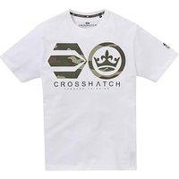 Crosshatch Deemer T-Shirt