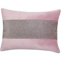 Sequin Velvet Boudoir Cushion