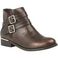 LOTUS PALM CASUAL BOOTS