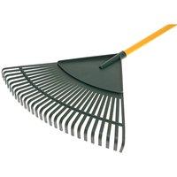 Leaf Rake - Fibreglass Shaft