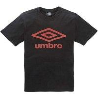 Umbro Large Logo T-Shirt Regular