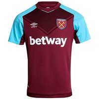 Umbro West Ham Home Replica Jersey
