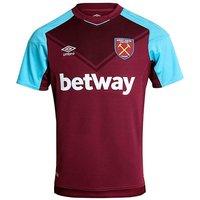 Umbro West Ham Home Replica Jersey