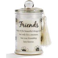 Sentiments Jar Candle