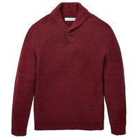 WILLIAMS & BROWN Shawl Collar Jumper