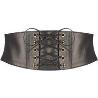 Corseted Waist Belt