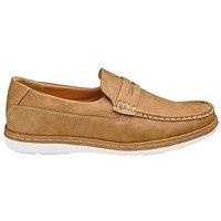 Cushion Walk Slip On Loafer Wide Fit