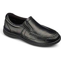 Oscar Boys Slip On Shoes F Fit