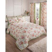 Elizabeth Quilted Throwover Double