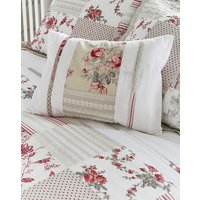 Betsy Patchwork Filled Boudoir Cushion