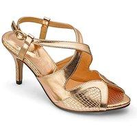 Heavenly Soles Occasion Shoes D Fit