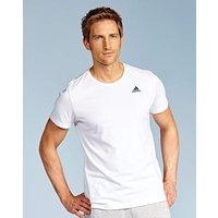 adidas White Essential T-Shirt