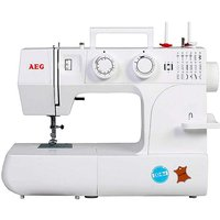 AEG 15DLK Free Arm Sewing Machine