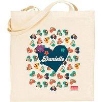 Personalised Jackie Tote Bag