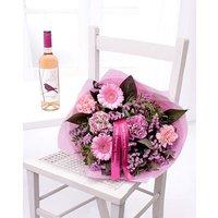 Rose Wine Bouquet