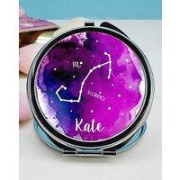 Personalised Constellation Mirror