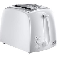 Russell Hobbs Textures White Toaster