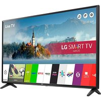 LG 49 Smart LED TV 1080p HD Freeview