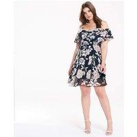 AX Paris Printed Summer Dress