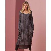 Eden Rock Tie-Dye Jersey Dress