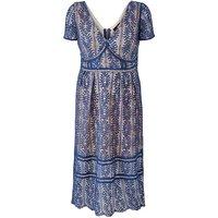 Lovedrobe Cap Sleeve Lace Dress