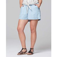 Junarose Blue Denim Shorts