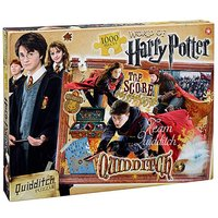 Harry Potter Quidditch 1000pc Puzzle