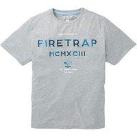 Firetrap Theo T-Shirt Long