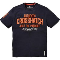 Crosshatch Greendale T-Shirt