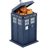 Doctor Who Tardis Cookie Jar