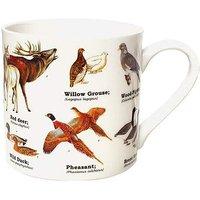 Wild Animals Bone China Mug