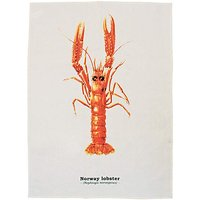 Lobster Tea Towel