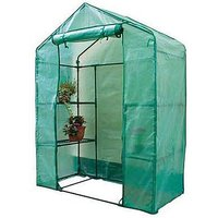 Walk-In Greenhouse.