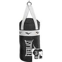 Junior Boxing Punch Bag & Junior Glove