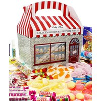 Personalised Old Fashioned Sweet Shop