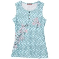 Joe Browns Girls Leaf Print Vest