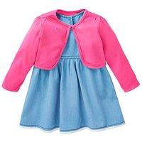 KD Baby Girl Dress and Shrug
