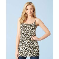 Leopard Print Cami