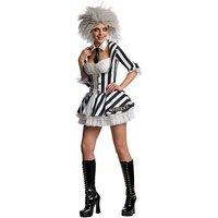 Halloween Miss Beetlejuice Costume
