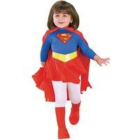 Girls Traditional Supergirl Costume