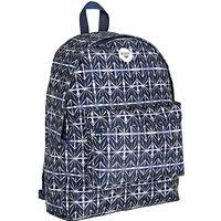 Roxy Aztec Blue Backpack.