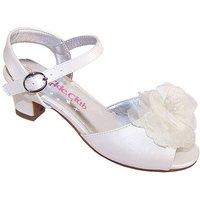 Sparkle Club Ivory Sandals