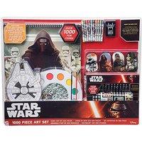 Star Wars 1000 Piece Art Set