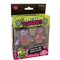 Racing Wind Up Zombies