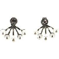 Lizzie Lee Front To Back Earring