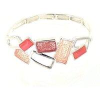 Lizzie Lee Rectangular Bracelet