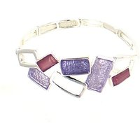 Lizzie Lee Rectangular Bracelet