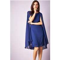 Gina Bacconi Nora Cape Dress